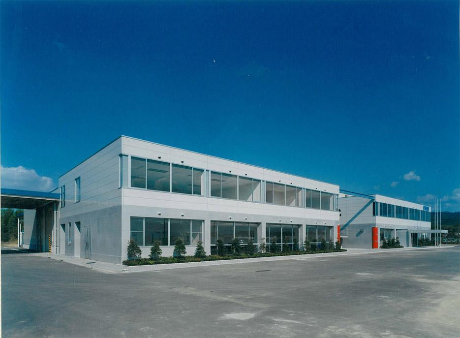 東洋空機製作所第2広川工場