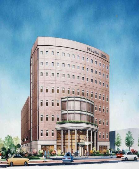 ホテルレガロ福岡
