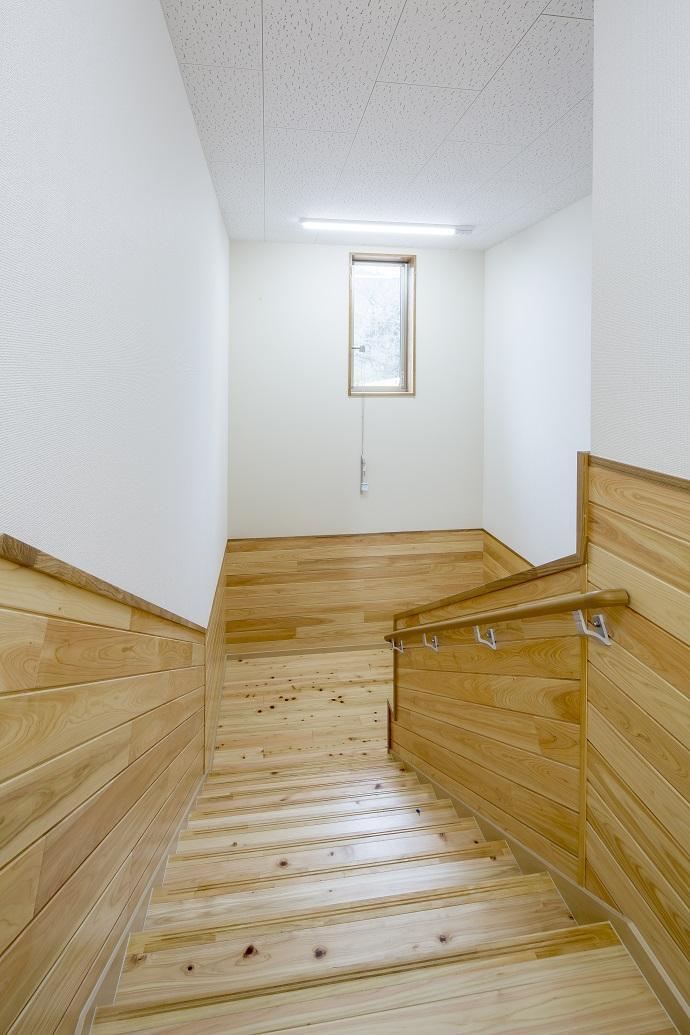 014 階段室+